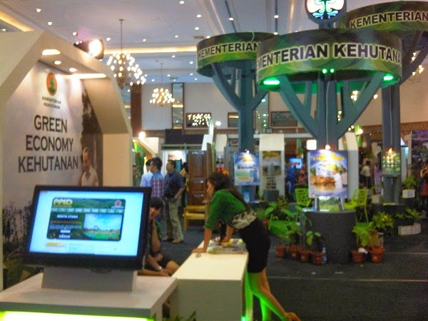indogreen forestry expo