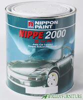 Nippe2000 Duco Bahan Finishing Furniture