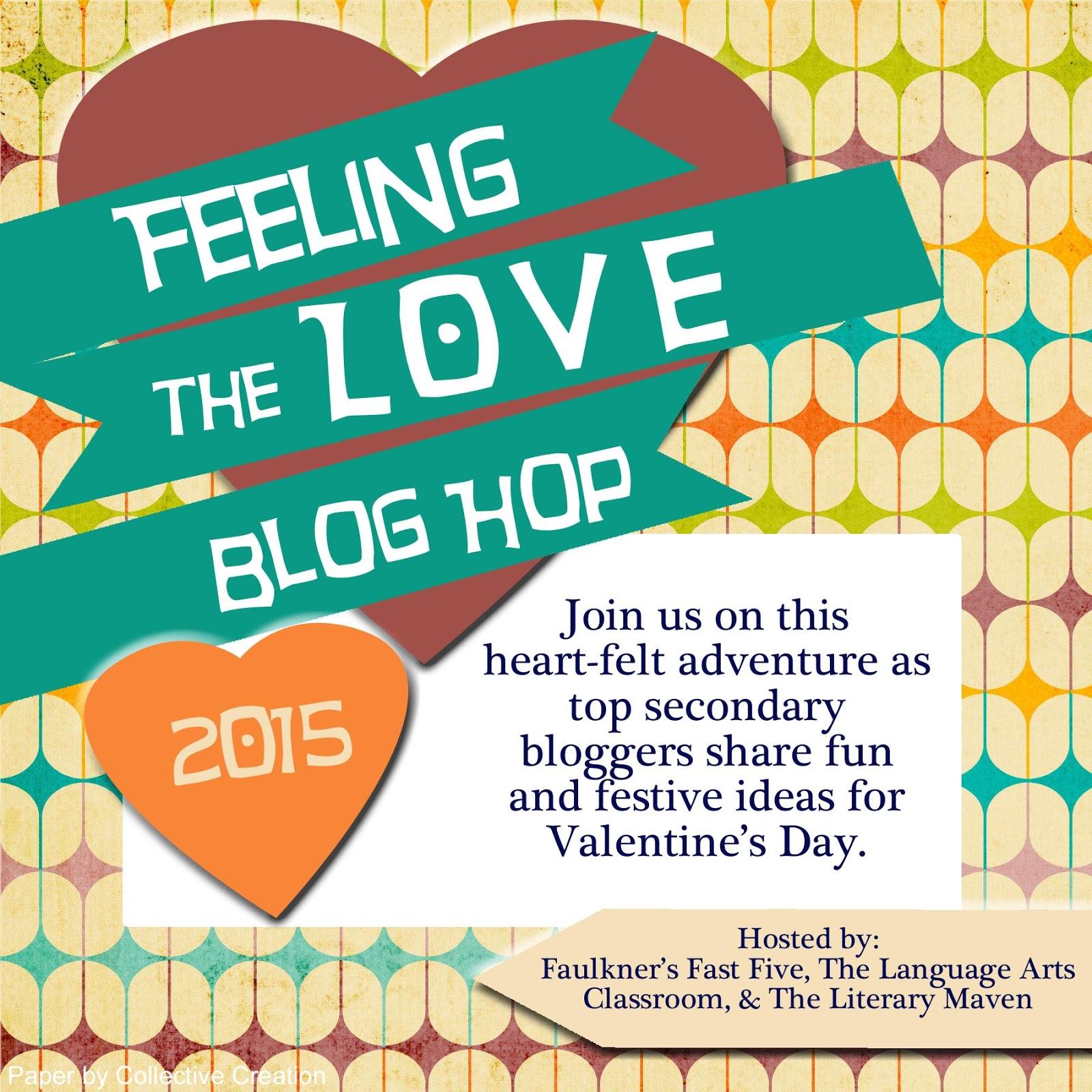Valentine\'s Day Blog Hop 2015 - Valentine Writing Activities - Addie ...