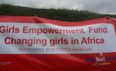 Donate a Dollar to African Girls Fund for Education