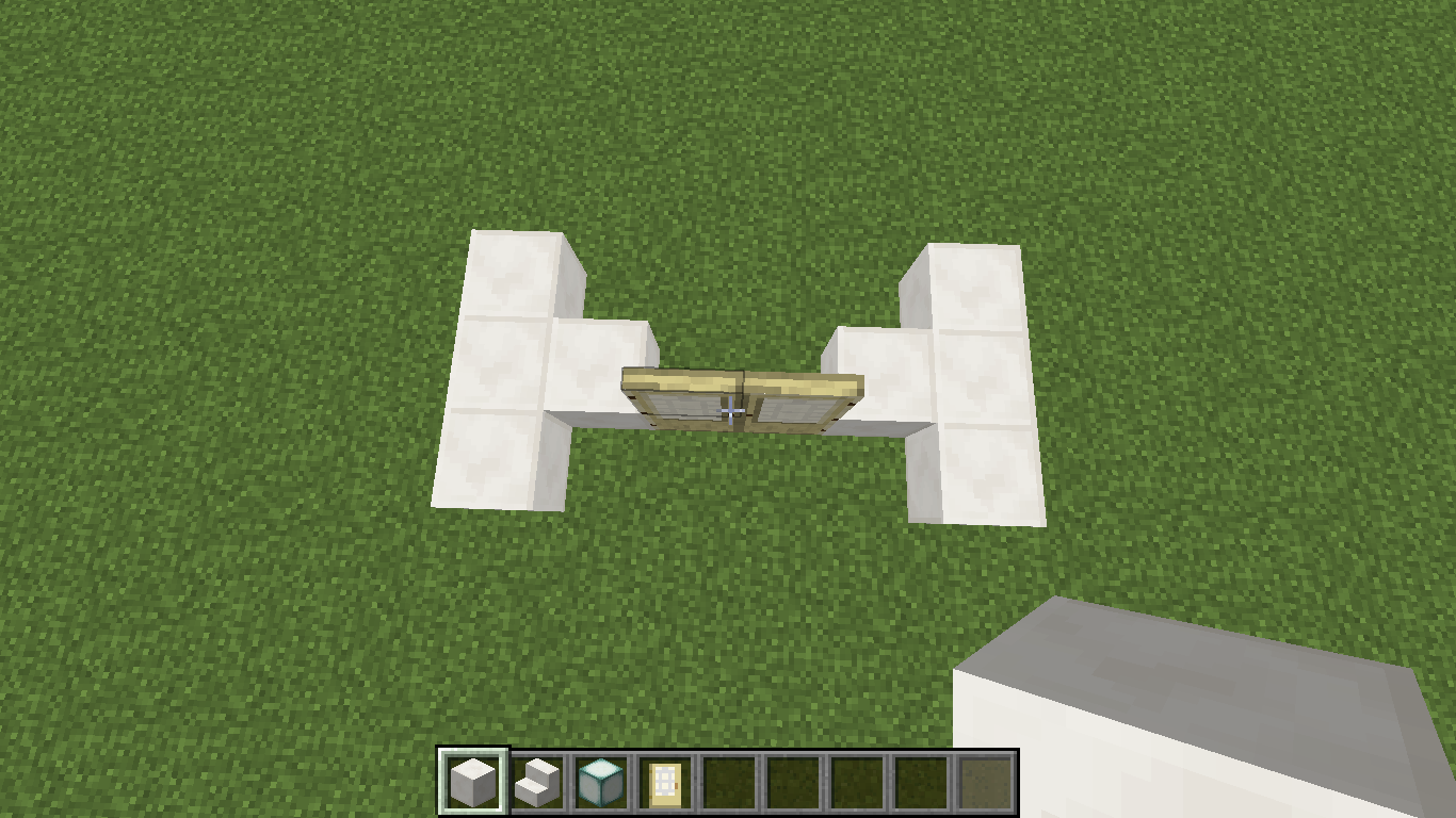 #4E6730 Vamos primeiro fazer a base faça duas linhas uma de frente para  3714 Como Fazer Janela De Madeira No Minecraft