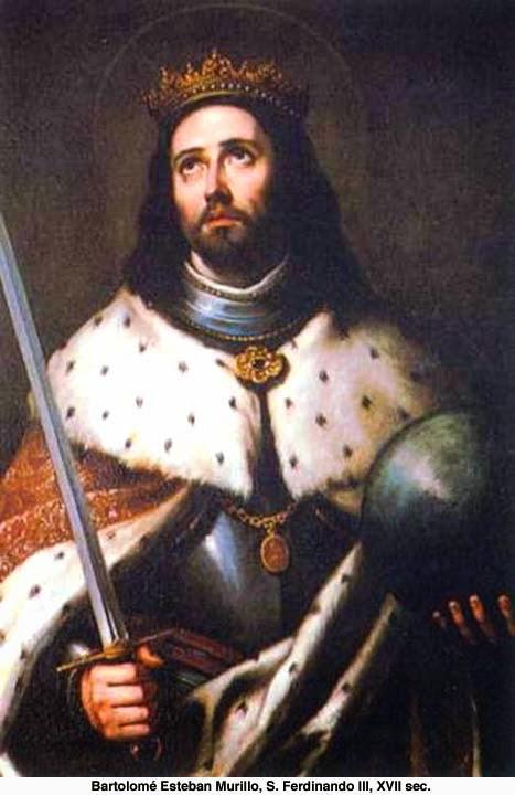 St. Fernando III of Castille