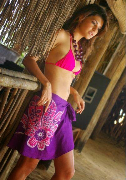 Jacqueline Fernandez in Bikini
