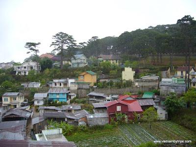Dalat city