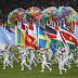 The closing ceremony of the World Athletics Championships in Beijing