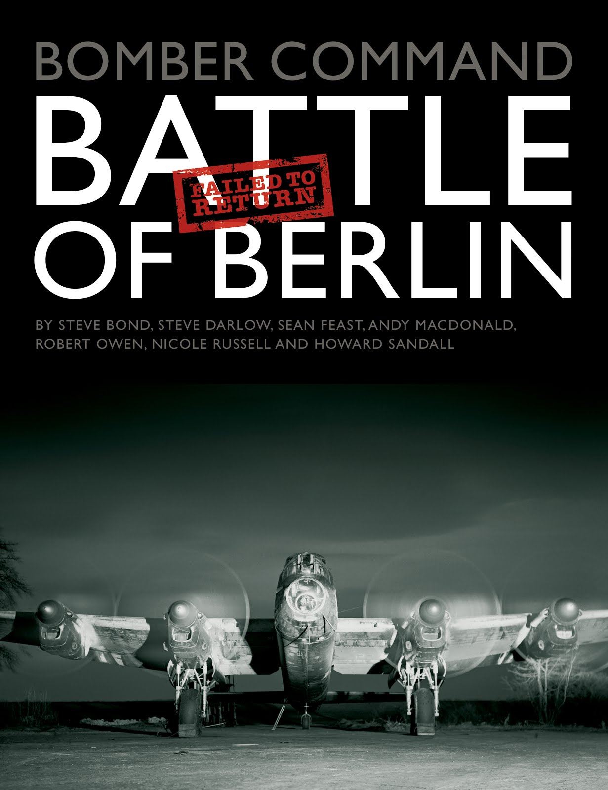 Battle of Berlin - Failed to Return