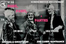 Punk Paint & Panties at Ant Hall