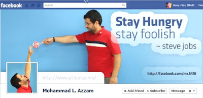 Facebook Cover, Kreatif