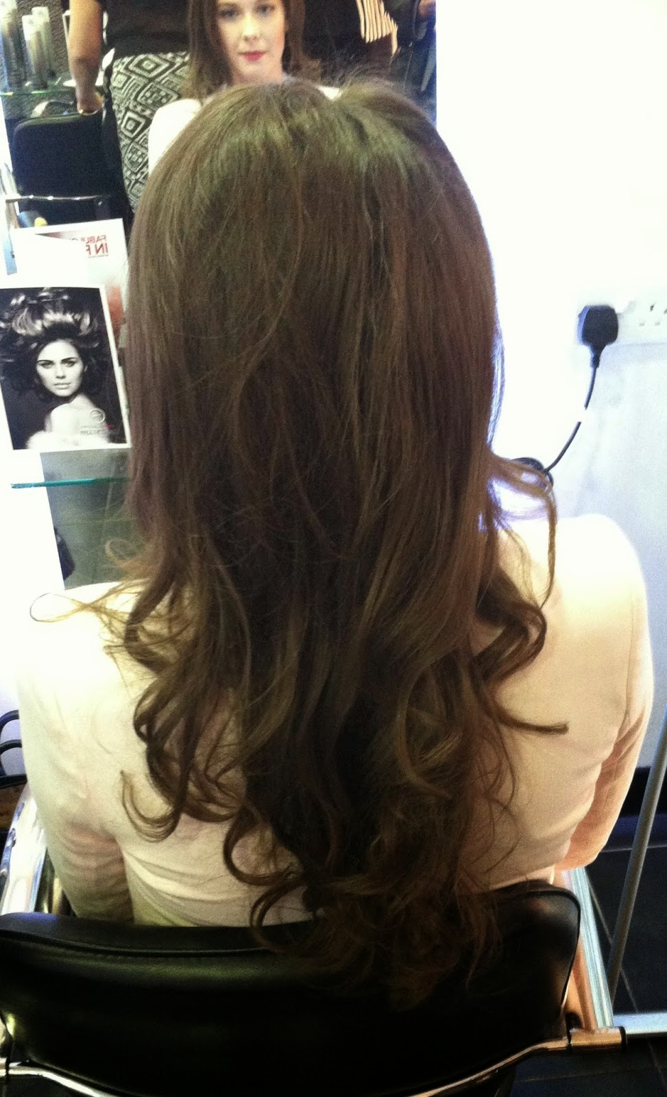 paul mitchell neuro curl after big bouncy curls