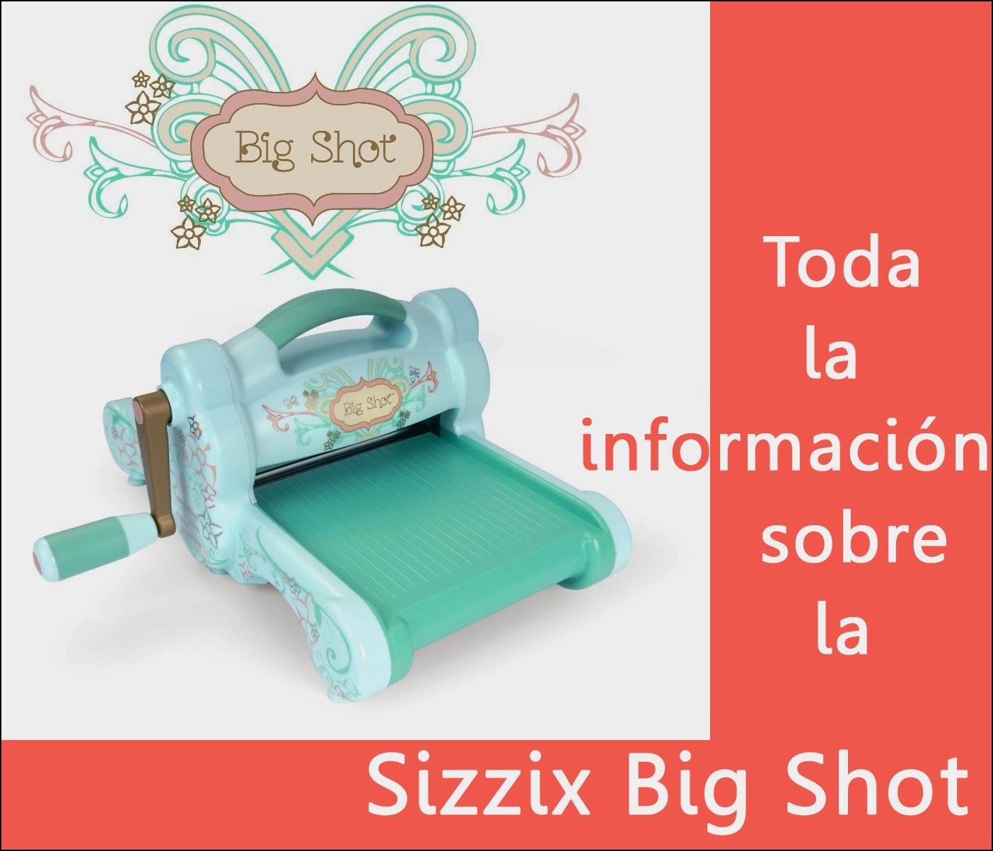 Blog Sizzix Big Shot
