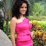 Priya Bajpai at Rangam Telugu Movie Launch Stills