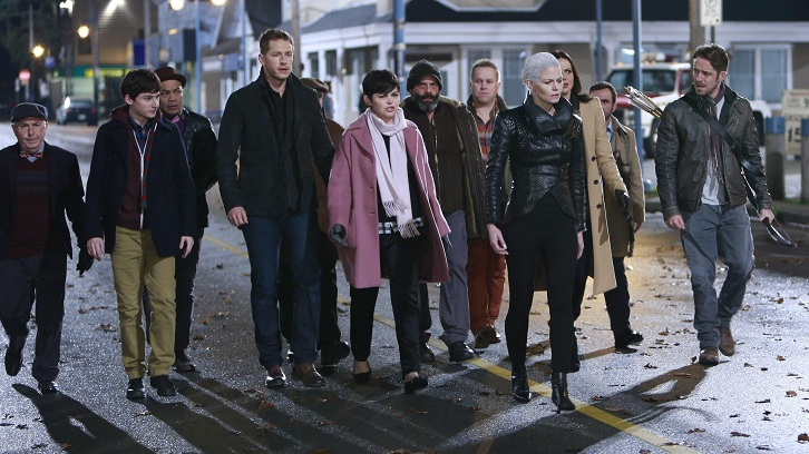 """POLL : What was your favourite scene in Once Upon a Time - """"Swan Song"""""""
