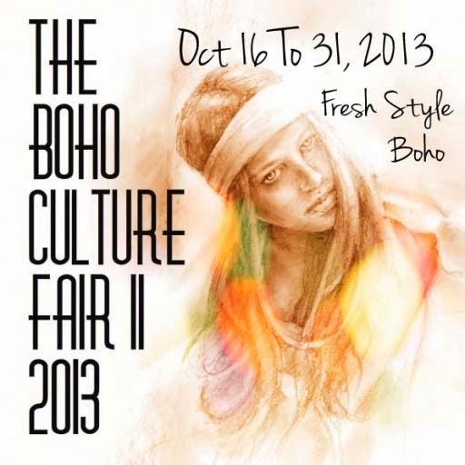 The Boho Culture Fair