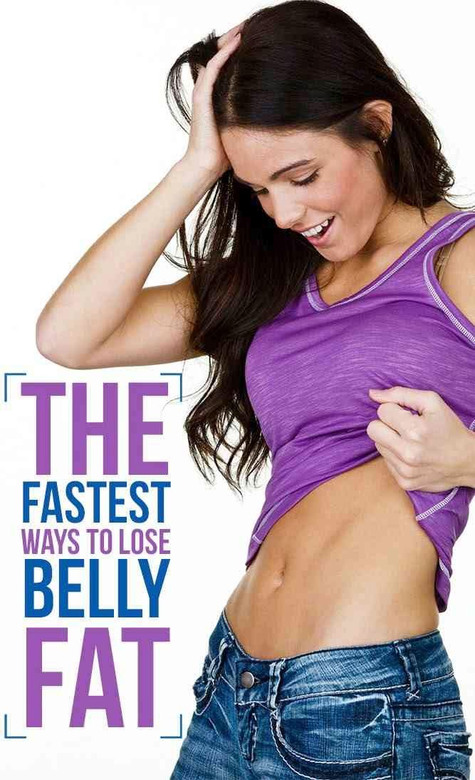 Melt belly fat fast