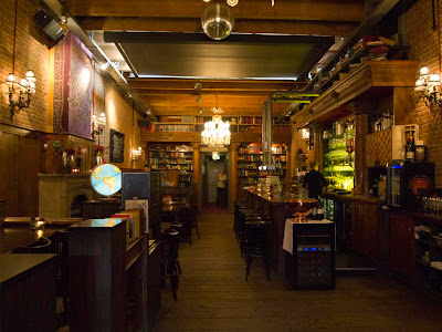 Restaurante Biblio en Westelijk Handelsterrein (Rotterdam)