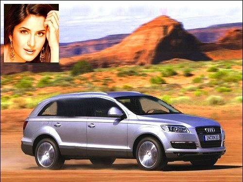 Bollywood Celebrities and Their Cars