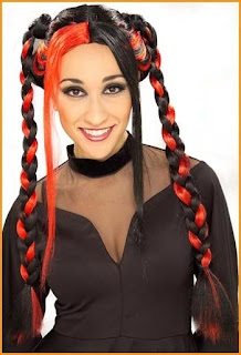 Halloween Hairstyles pictures