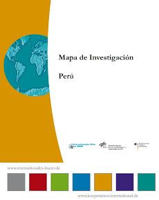 Mapa de Investigación Perú