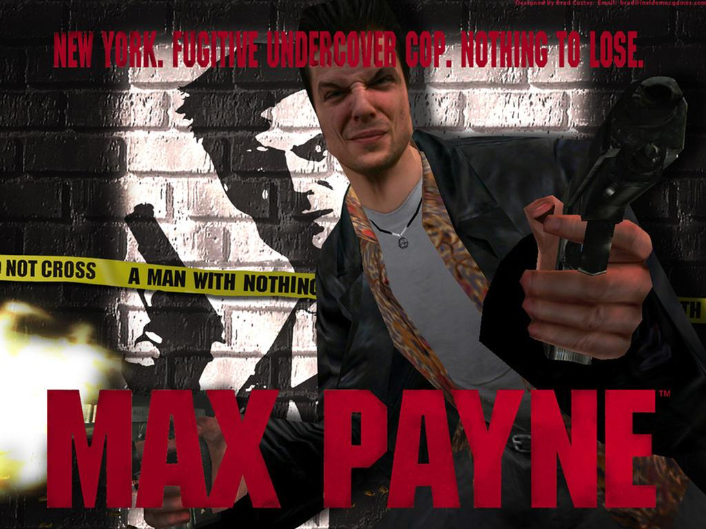 pain max biography