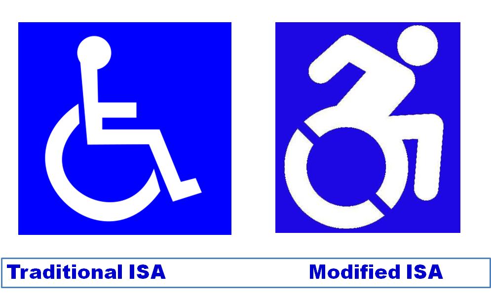 The Enablist Access Icon Project Humanizing International Symbol