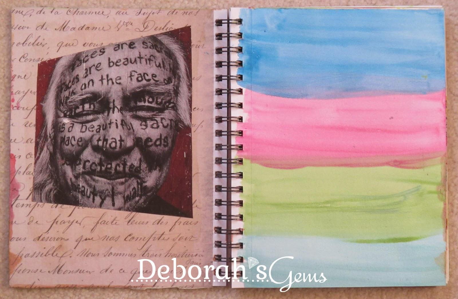 365 Days of Being 1 - photo by Deborah Frings - Deborah's Gems