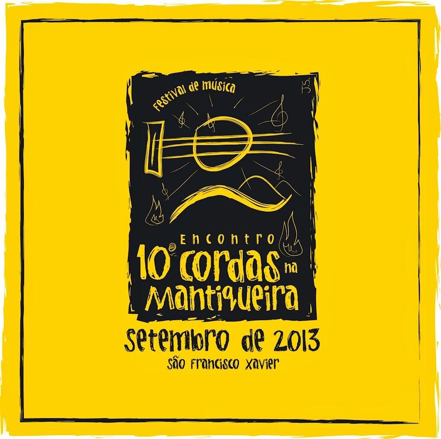 FESTIVAL CORDAS NA MANTIQUEIRA