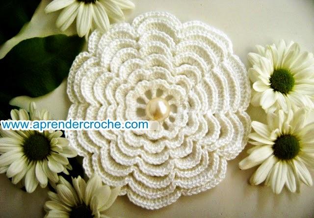 aprender croche flores camélias dvd video-aulas edinir-croche loja curso de croche frete gratis