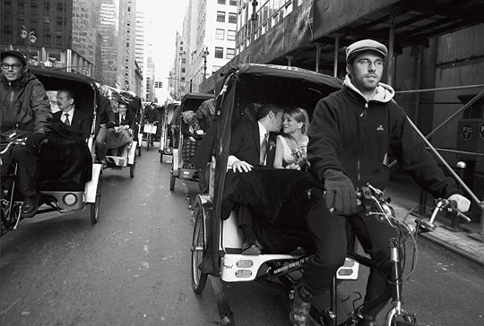 pedicab new york