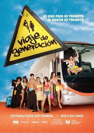 VIAJE DE GENERACIÓN (2012) Ver Online - Español latino