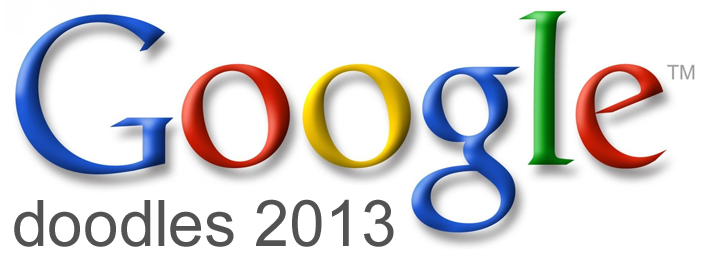 doble click tutoriales google doodles 2013