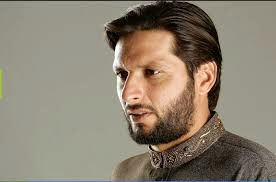 Shahid Afridi's First Interview - Feeling Shy