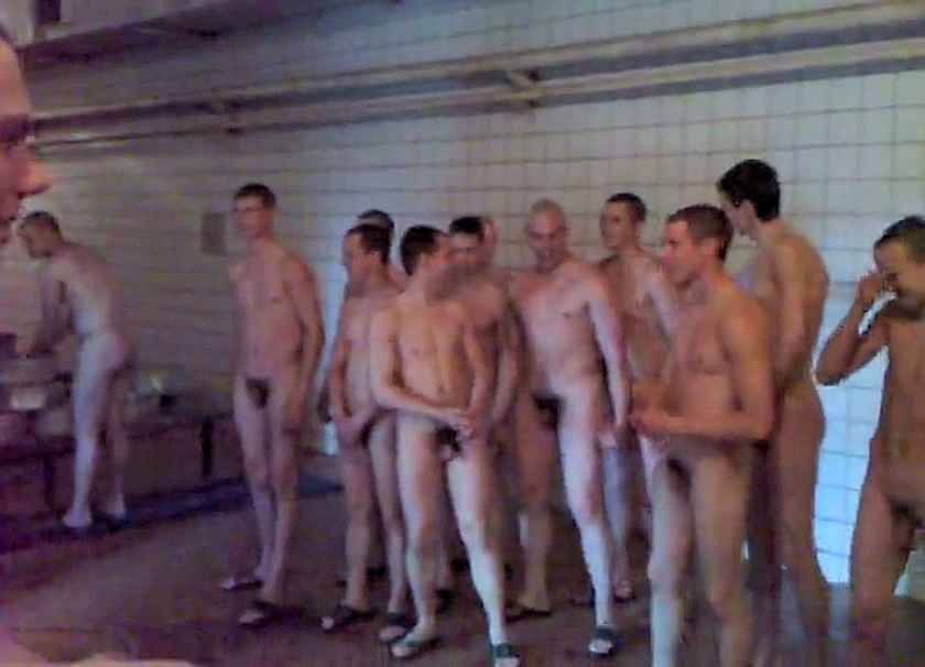 All about naked men together