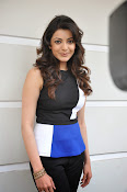 Kajal Agarwal Latest Photos at Yevadu Press meet-thumbnail-11