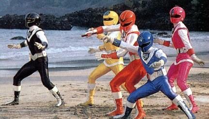 Laser Squadron Maskman Retro Super Heroes IBC 13 Tagalized