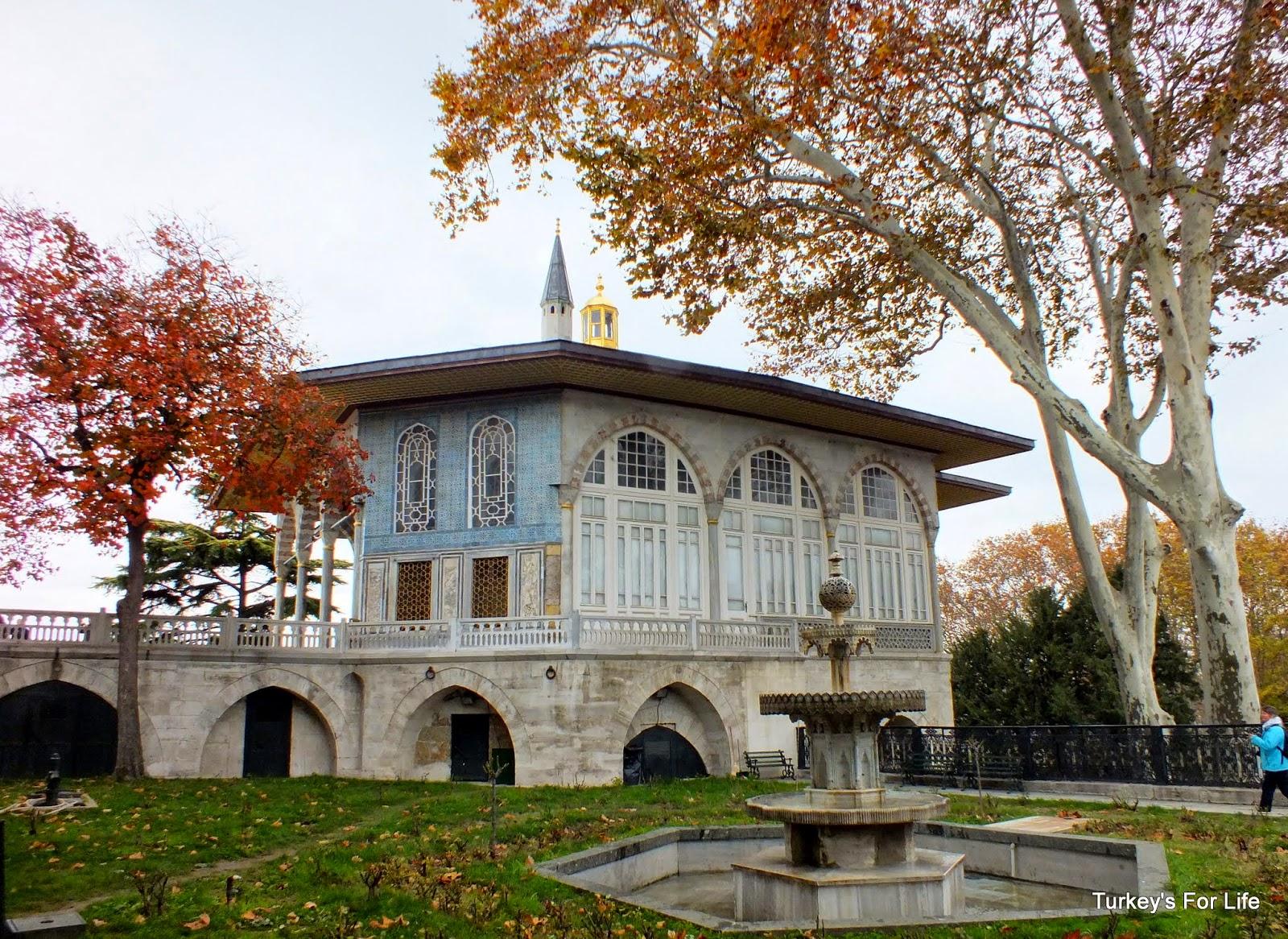 Fountains, Topkapı Palace, Istanbul