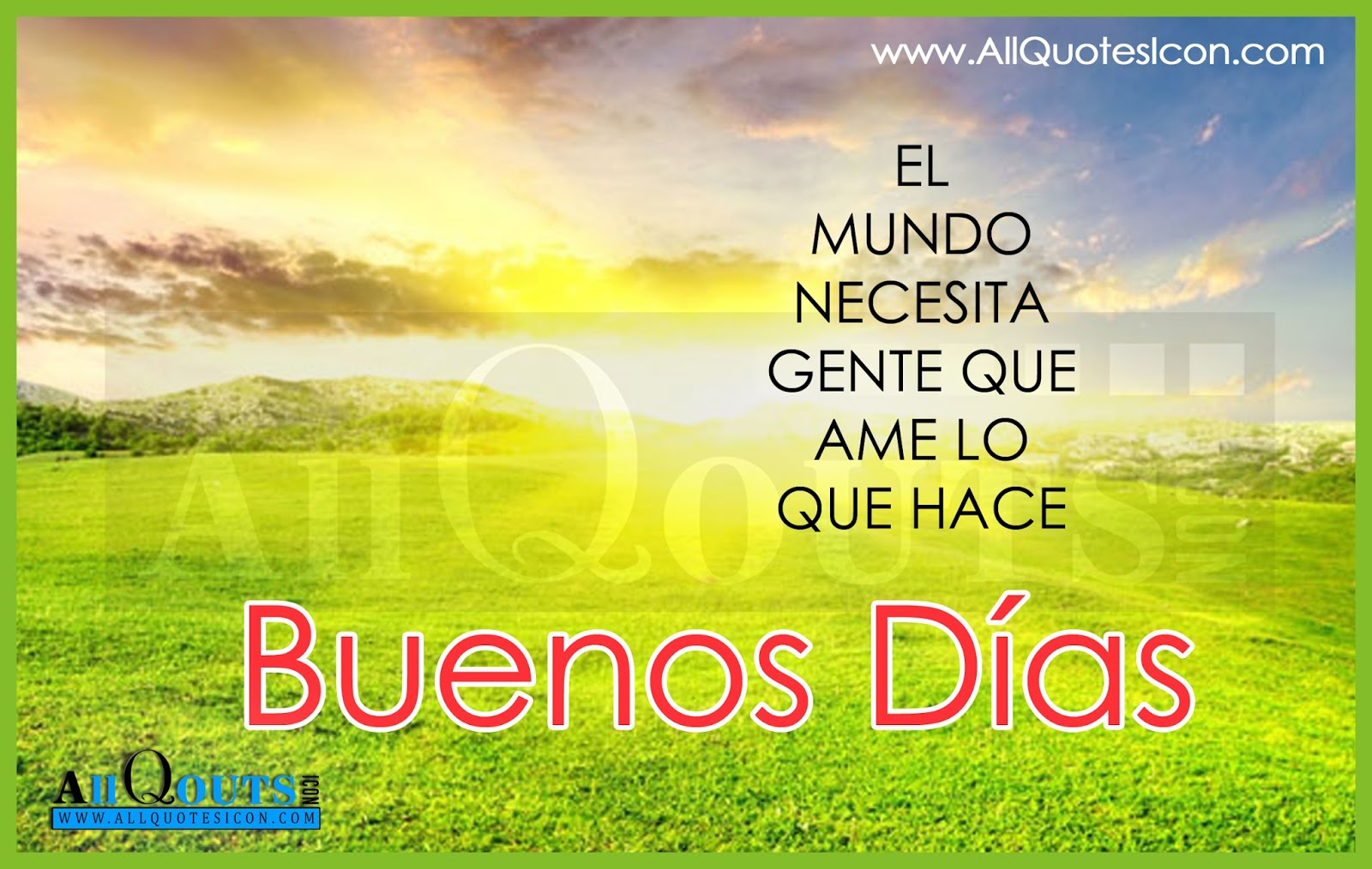 Good Morning In Spanish Is What : Spanish good morning wishes and quotes allquotesicon