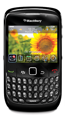 BlackBerry - Curve - 8520