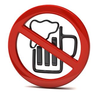 Prohibido beber