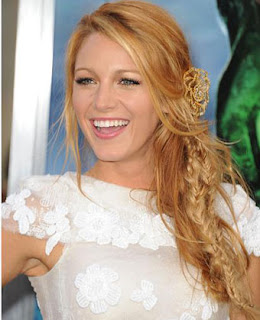 blake lively hairstyle Blake Lively Romantic Wavy Hairstyles