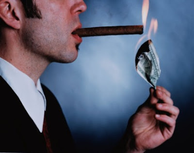 Как сорить деньгами