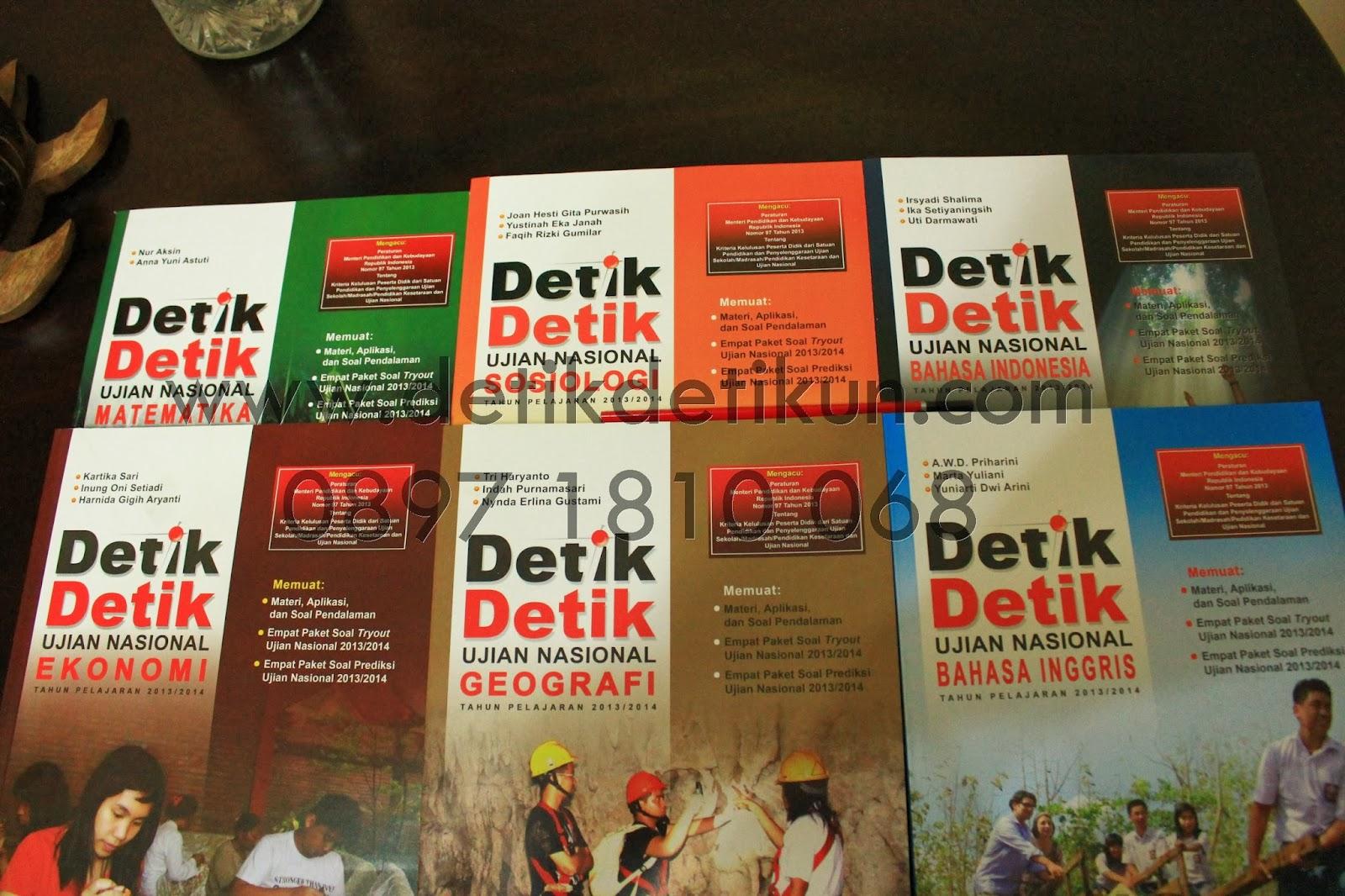 Download Kunci Jawaban Detik Detik Matematika 2014 Kunci Jawaban Buku Detik Detik Un Sd