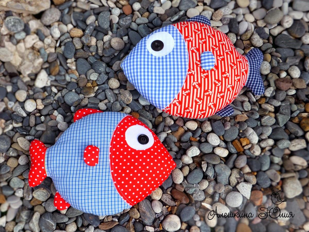 Забавные рыбы