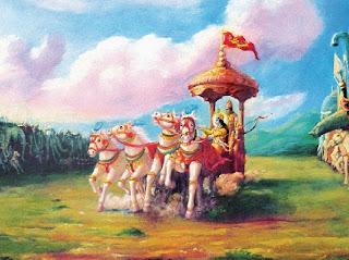 Shrimad Bhagavad Geeta Adhyay 1 In Hindi