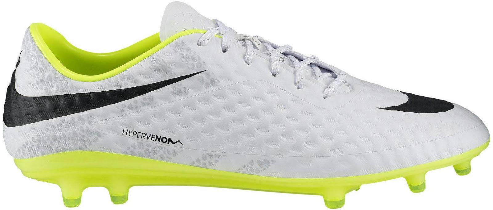 231e869b9d29 Reflective Nike Hypervenom Phantom 2014 Boot Released - Sports kicks