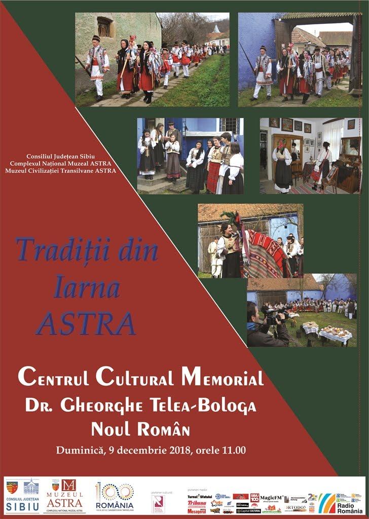 Festivalul de Datini și Obiceiuri, Nou Român, 9 decembrie