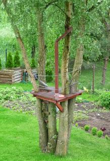 domek na drzewie diy