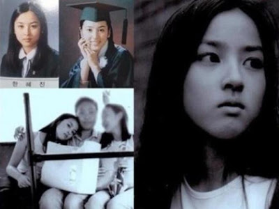 foto masa lalu hye jin