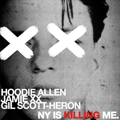 [Hip-Hop/Remix] Hoodie Allen – NY Is Killing Me (Produced by Jamie xx)