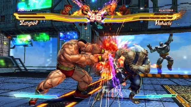 Ultra Street Fighter 4 Free Download PC Games