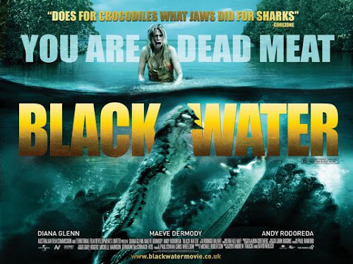Poster Of Black Water (2007) In Hindi English Dual Audio 300MB Compressed Small Size Pc Movie Free Download Only